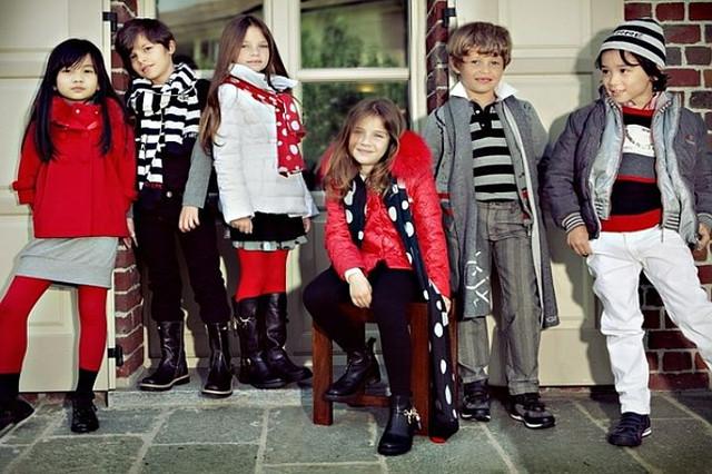 Детская одежда от 0 до 16 лет