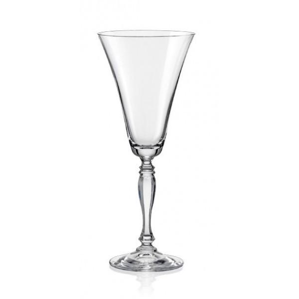 Набор бокалов для шампанского (180 мл/6шт.) BOHEMIA Viktoria 4587