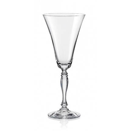 Набор бокалов для шампанского (180 мл/6шт.) BOHEMIA Viktoria 4587, фото 2