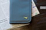 Органайзер серый для путешествий и командировок, фото 2