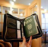 Органайзер серый для путешествий и командировок, фото 4