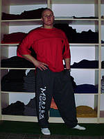Штаны спортивные MORDEX размер L плотные (летние)