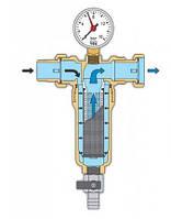 """Фильтр промывной  BWT для горячей воды 3/4"""" PROTECTOR MINI"""