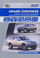 Jeep Grand Cherokee WJ Руководство по ремонту, эксплуатации и диагностике автомобиля