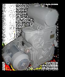 Насос АВЗ-90Д вакуумный золотниковый
