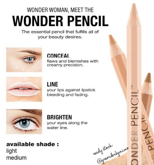 NYX Многофункциональный карандаш для макияжа