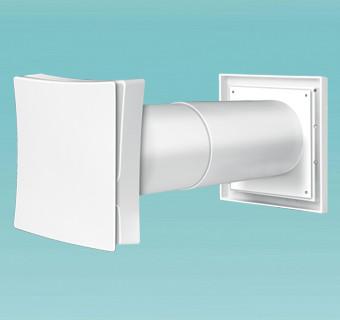 Проветриватель стеновой Вентс ПС 101