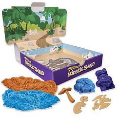 Набір піску для дитячої творчості - KINETIC SAND DINO 71415Dn