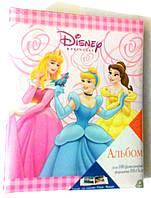 Детский фотоальбом для девочек Принцесса на 100 фото10x15