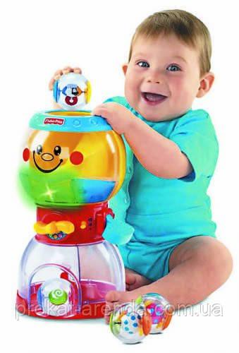 """Развивающая игрушка """" Удивительные шары"""" от Fisher Price"""