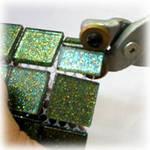Как резать (колоть) мозаику