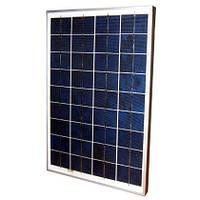 Cолнечная батарея 50Вт 12Вольт PLM-050P-36 Perlight Solar поликристалл