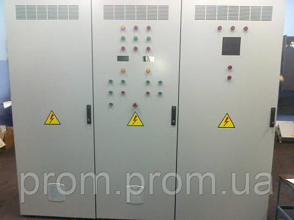 Шкаф управления вентилятором и дымососом, фото 2