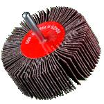Круг лепестковый в оправке (КЛО) 40*25*6   Р 80 (уп.-50 шт)