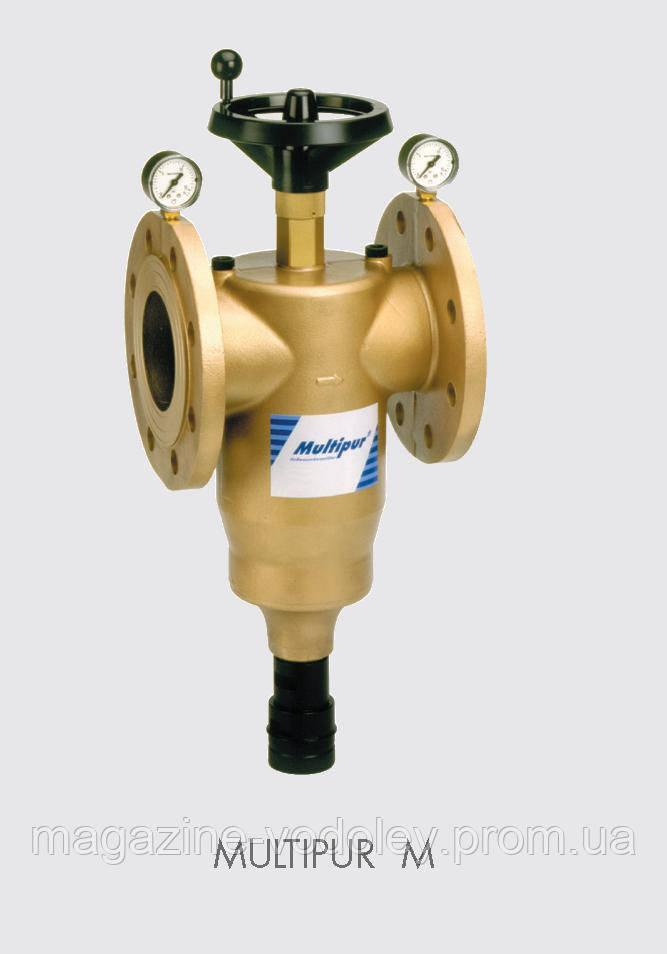 Фильтр BWT DN100 с противоточной промывкой  RF 100 M  85м3/ч