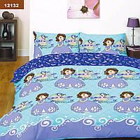 Детское постельное белье комплект подростковый Вилюта 12132