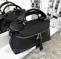 Сумка шоппер из искусственной кожи модные вместительные сумки женские мягкая модная