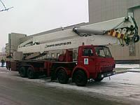 Автогидроподъёмник АГП-50 | Автовышка 50 метров, фото 1