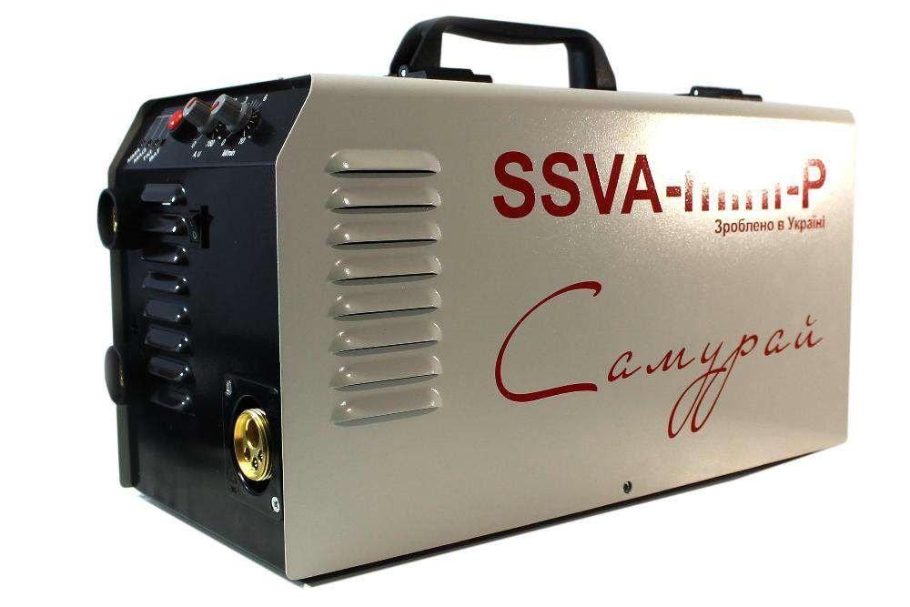 Сварочный полуавтомат SSVA-mini-P Самурай з рукавом Abicor Binzel MB15 Ergo 160A укомплектованный рукавом
