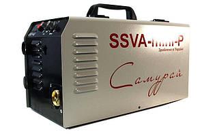 Сварочный полуавтомат SSVA-mini-P Самурай з рукавом Abicor Binzel MB15 Ergo 160A укомплектованный рукавом, фото 2