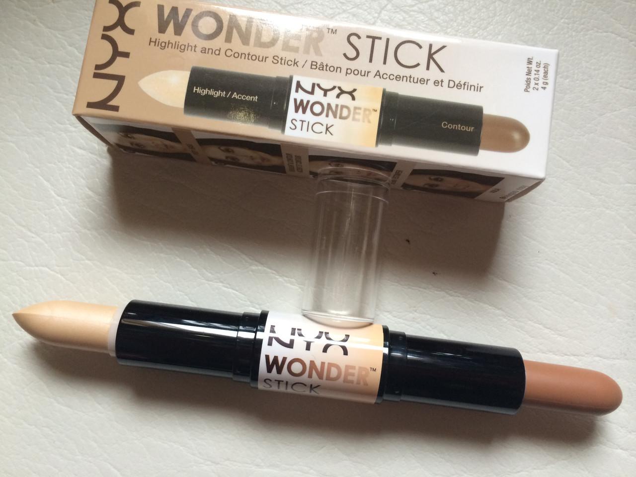 Стик для коррекции лица NYX Wonder Stick универсал