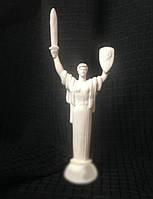 Гипсовая статуэтка Родина мать сувенирная 19 см