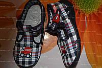 Обувь деская, р.23,26. тапочки детские