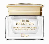 TESTER Dior Питательный восстанавливающий крем для лица Prestige Satin Revitalizing Creme 50ml