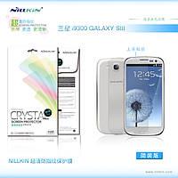 Защитная пленка Nillkin Crystal для Samsung i9300 Galaxy S3/S3 duos i9300i
