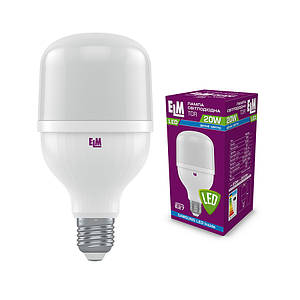 Светодиодная Лампа ELM 20W E27 6500K Промышленная (18-0188)
