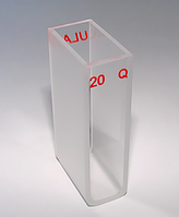 Кювета кварцевая для СФ 5-50мм
