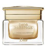 TESTER Dior Питательный восстанавливающий крем для лица  Prestige La Creme Souveraine 50ml
