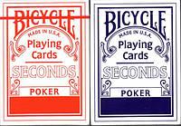Карты игральные | Bicycle Seconds