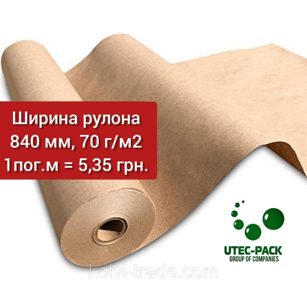 Крафт папір в рулоні 50м