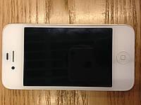 Apple iPhone 4s 16gb white neverlock бу