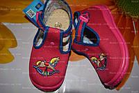Детские тапочки,р.25 и 27. Польская обувь, фото 1