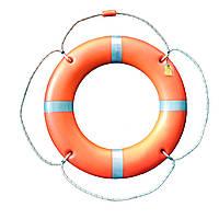 Сертифицированный спасательный круг  КС 2.5