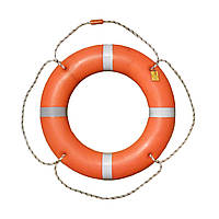 Сертифицированный спасательный круг  КС 4.0