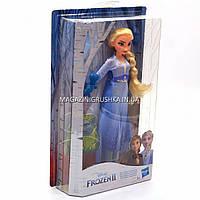 Лялька Hasbro Frozen Холодне серце 2 Ельза з аксесуарами, 29 см (E5496_E6660)