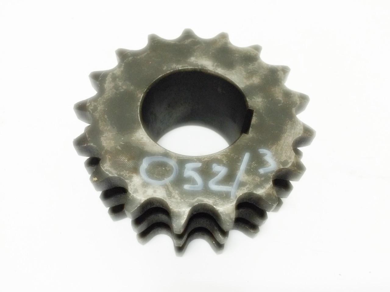Зірка 3-рядна під шпонку приводу ходового варіатора 4032801030, 052/3, е281, марал125, Fortschritt