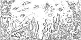 Загублений океан. Розмальовка антистрес. Басфорд Джоанна, фото 5