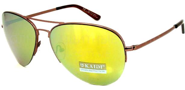 Солнцезащитные очки Kaidi новая коллекция зеркальные