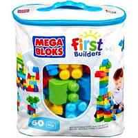 Конструктор Мега блокс Классический 60 деталей Mega Bloks