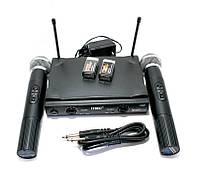 ✅ Караоке система, UKC UT24/SM58II, домашнее караоке, оборудование для караоке дома, с кейсом (NS)