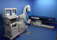 Мобильная Рентгеновская установка Рентген GE OEC 9800 Plus Vascular / Cardiac C-Arm