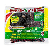 """Родентицид """"Щелкунчик зерновая приманка"""", отрава для мышей и крыс, средство от грызунов, отрута для мишей (NS)"""