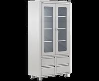 Шкаф для инструментов и медикаментов с ящиками Uzumcu 40506