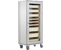 Портативный шкаф для материалов с ящиками Uzumcu 40517