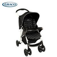 Прогулочная коляска Graco Mirage Plus Solo, цвет черный