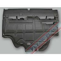 Защита картера двигателя на Renault Trafic 2003-> 2.5dCi — Rezaw-Plast (Польша) - RP151005